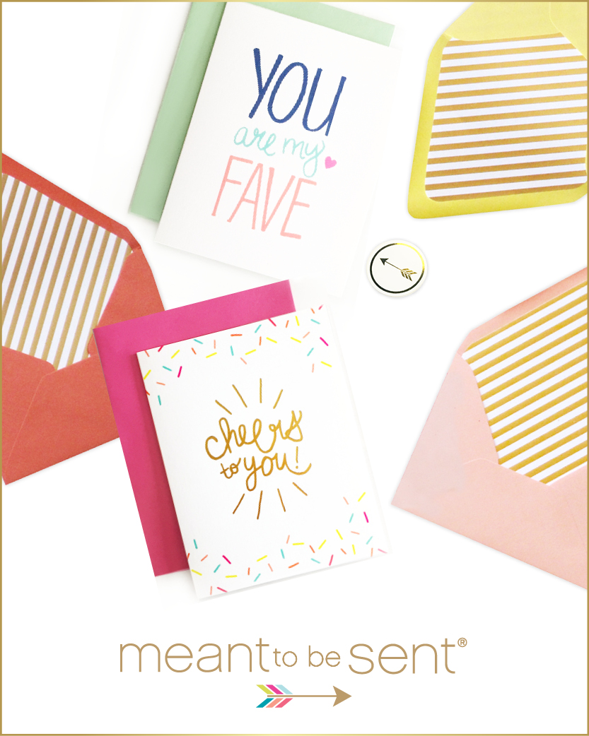 Meant to be Sent ad