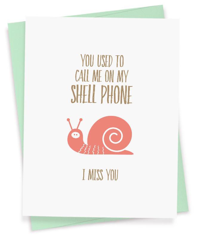 Missing You Card Miss You Cards Miss You Card Missing You Bunny Card